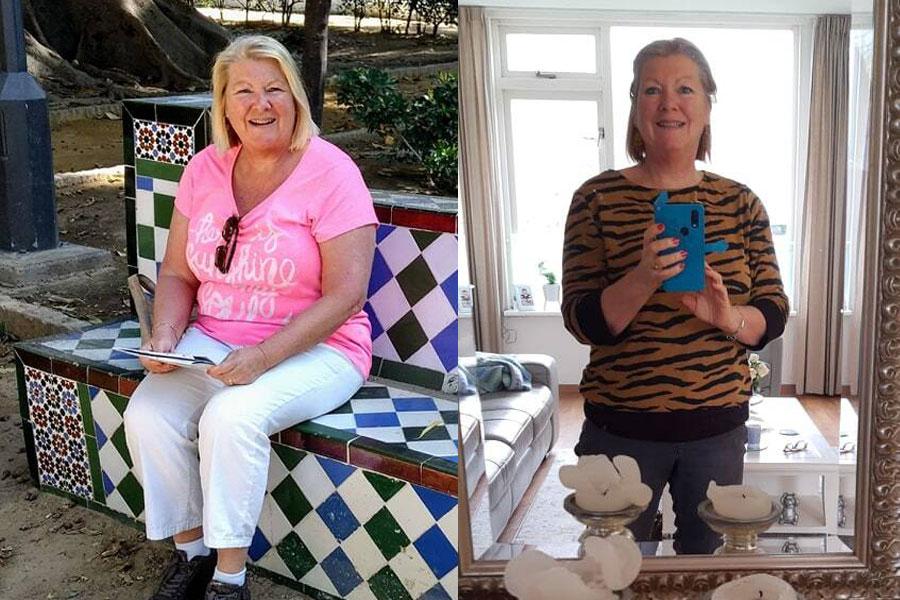 anja-before-after Low Carb-Diät für Anfänger: Regeln, Rezepte & Informationen