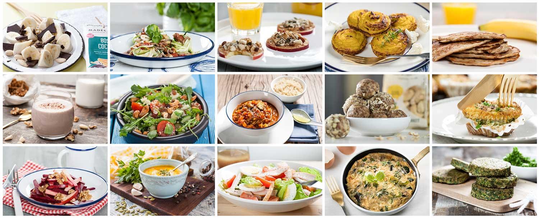 Low-Carb-Rezepte-Banner Low Carb-Diät für Anfänger: Regeln, Rezepte & Informationen