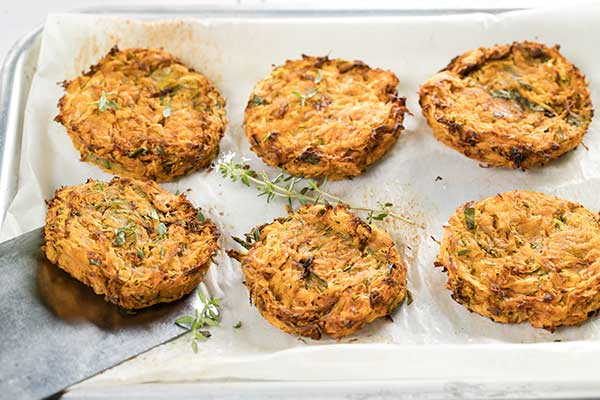 Zucchini-Türmchen Low Carb-Diät für Anfänger: Regeln, Rezepte & Informationen