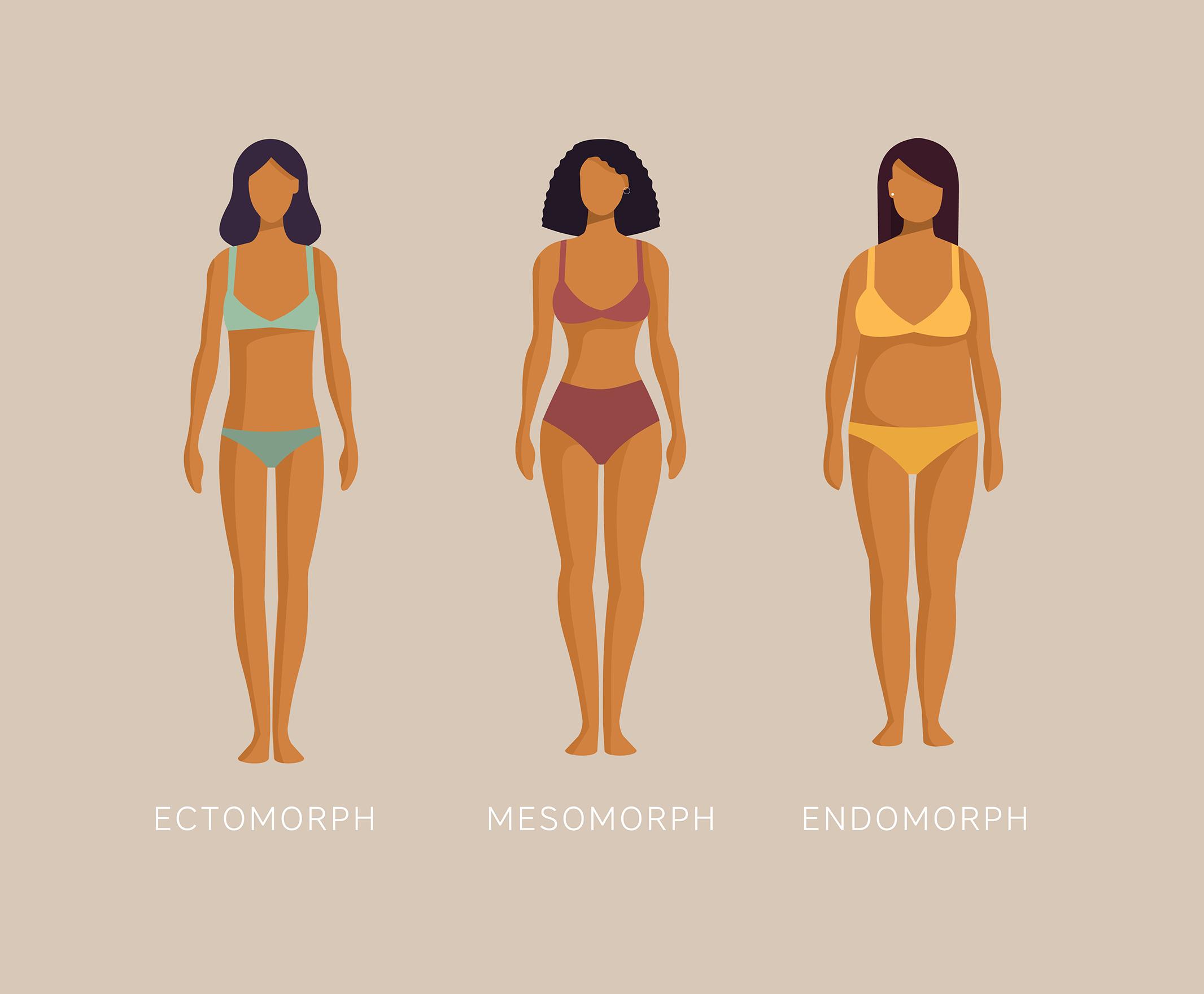 Körpertyp Stoffwechsel anregen und Fettverbrennung ankurbeln: so geht's!